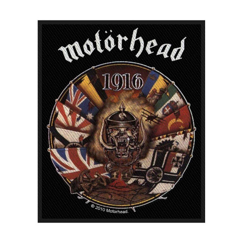 Motörhead 1916 Patch  SP2488