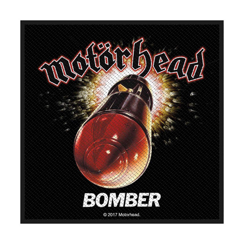 Motörhead Bomber Patch  SP2895