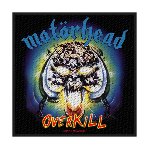 Motörhead Overkill Patch  SP2484