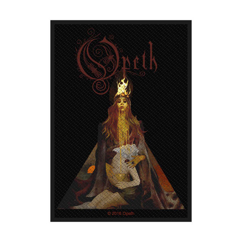 Opeth Sorceress Patch  SP2877