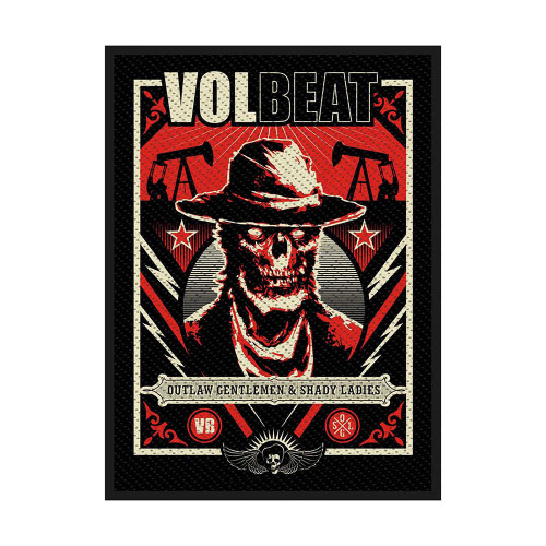 Voltbeat Ghoul Frame Patch  SPR2809