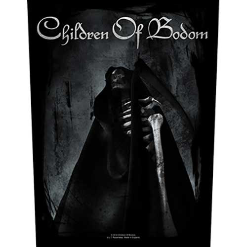 Children of Bodom Fear the Reaper Back Patch  BP0951