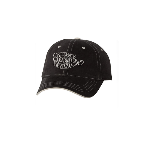 Creedence Clearwater Revival Logo Casquette de base-ball  CCR-CAP-01B
