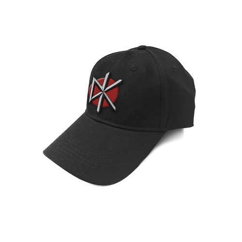 Death Kennedys Icon Baseball Cap  DK-CAP-01B