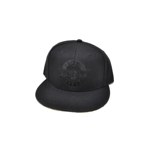 Guns N Roses Circle Logo Snapback Cap  GNR-SBCAP-01