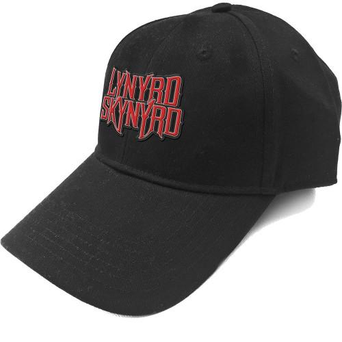 Lynyrn Skynyrd Logo Baseball Cap  LS-CAP-02B