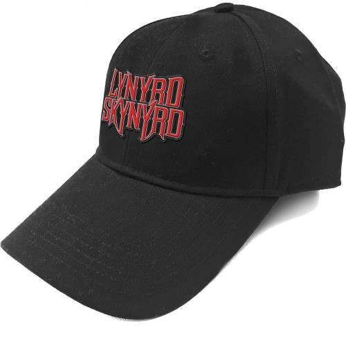 Lynyrd Skynyrd Logo Baseball Cap  LS-CAP-02B