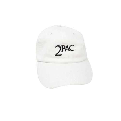 TuPac Logo Baseball Cap HATPAC03SW