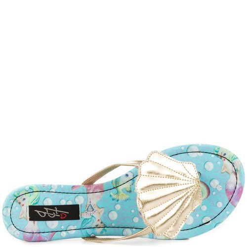 Iron Fist Lollipop Lorelei Flat Sandal