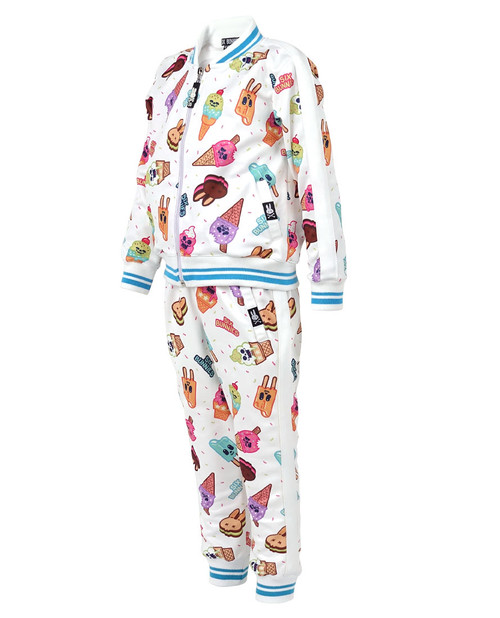 Six Bunnies Ice Cream Tracksuit