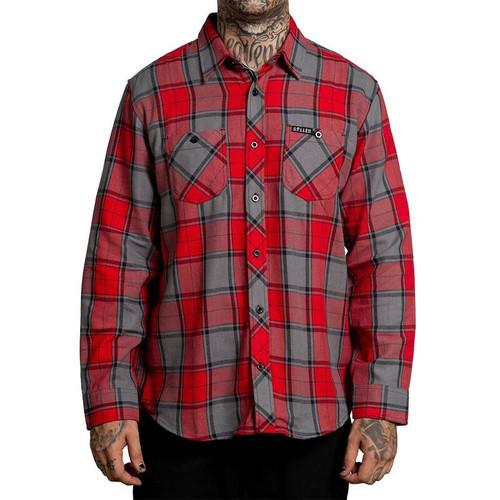 Sullen San Clemente Flannel Long Sleeve Shirt  SULLEN-SCM2484