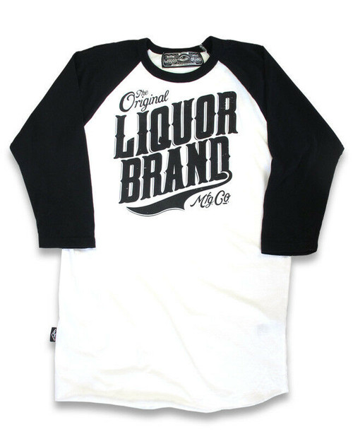 Liquor Brand The Original Raglan LB-R-OG