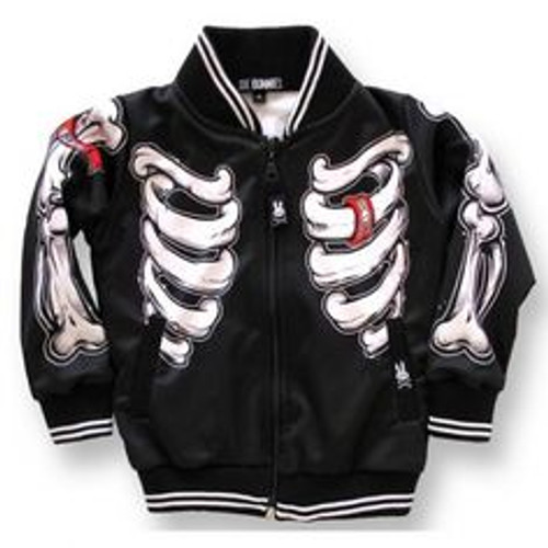 Six Bunnies Skeleton Jacket SB-KJK-RIB