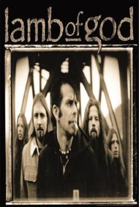 Lamb Of God Wall Flag  HLF0902