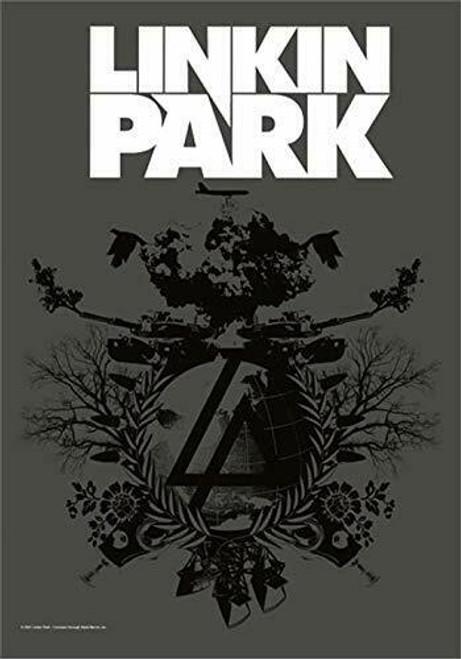 Linkin Park Plan B Wall Flag  HLF0893