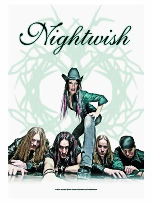 Nightwish Cowgirl Wall Flag  HFL635