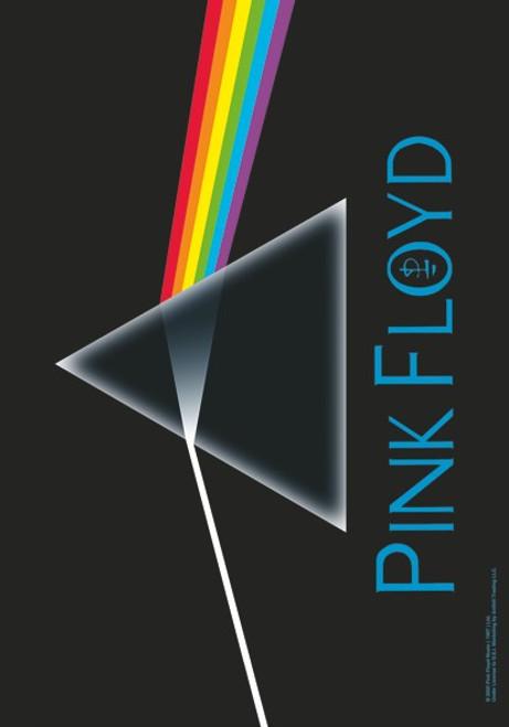 Pink Floyd Dark Side Of The Moon Wall Flag HFL0160