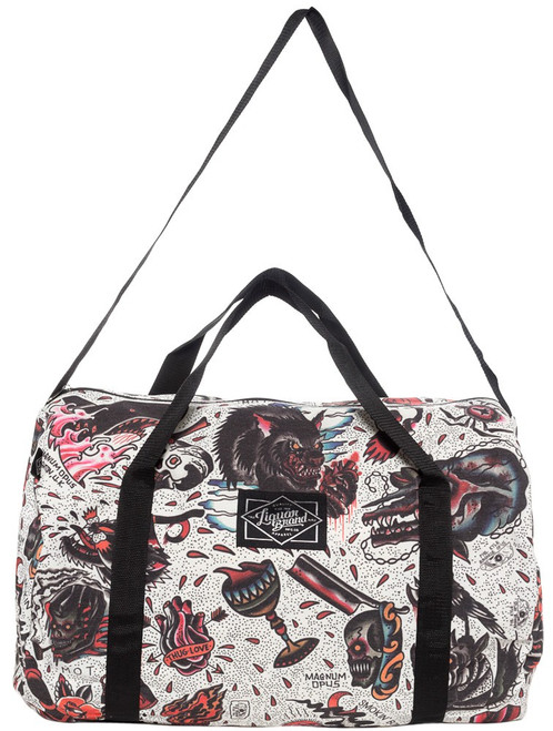 Liquor Brand Flash Nightmare Duffle Bag  LB-ABDU-FN