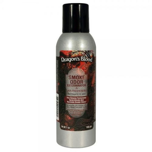 Smoke Odor Exterminator 7oz Dragon's Blood Air Freshener Spray  SOES-DB