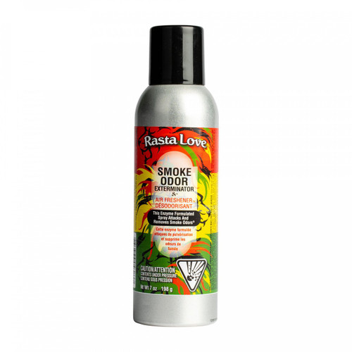 Smoke Odor Exterminateur 7oz Rasta Love Air Freshener Spray  SOES-RL