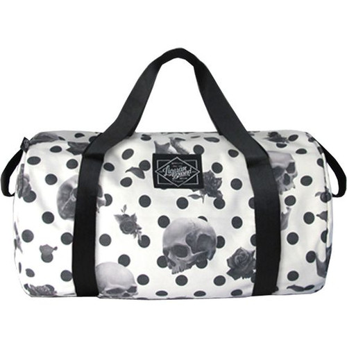 Liquor Brand Jaw Breaker Duffle Bag (B-DUF-035)