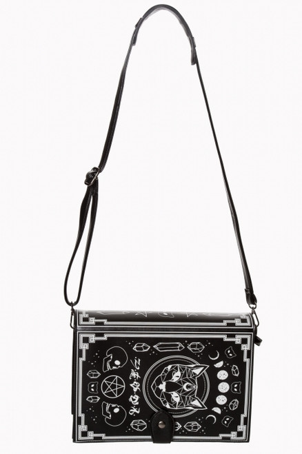 Banned Spellbinder Bag Black