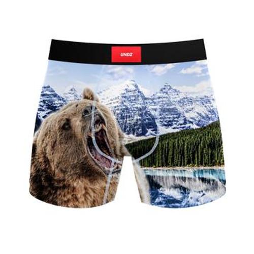UNDZ Angry Bear Kid's Underwear  UNDZ-K-AB