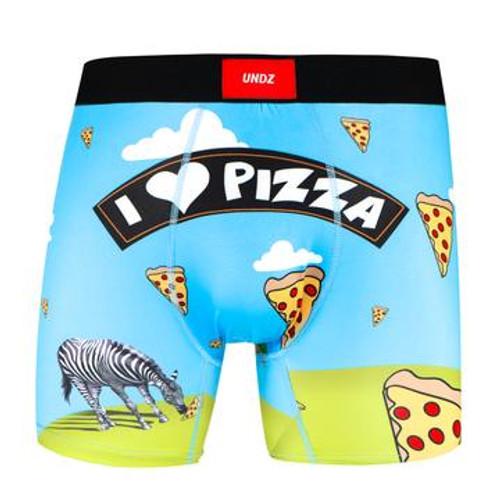 UNDZ I Love Pizza Kid's Underwear  UNDZ-K-ILP