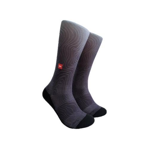 UNDZ Topo Active Socks  UNDZ-S-TOPO