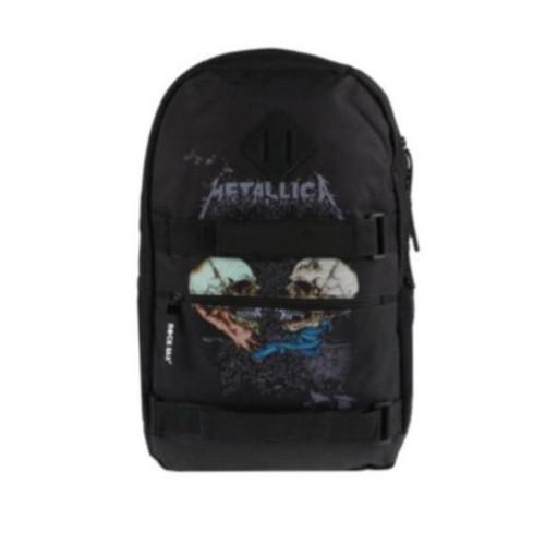 Rocksax Metallica Sad But True Skate Backpack