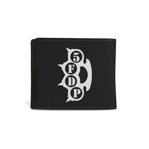 Rocksax Five Finger Death Punch Knuckle Wallet  WALFDP01