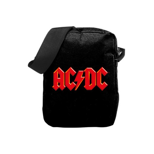 Rocksax AC/DC Logo Crossbody Bag
