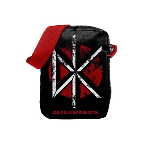 Rocksax Death Kennedy Classic Logo Crossbody Bag
