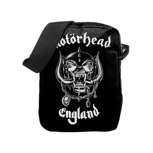 Rocksax Motorhead England Crossbody Bag