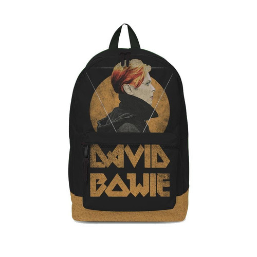 Rocksax David Bowie Profile Classic Backpack