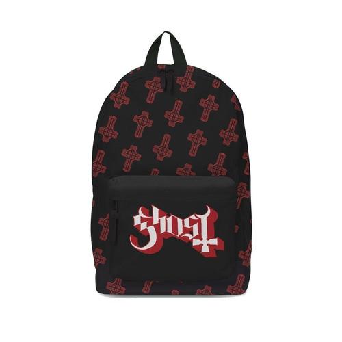 Rocksax Ghost Red Crucifix Classic Backpack