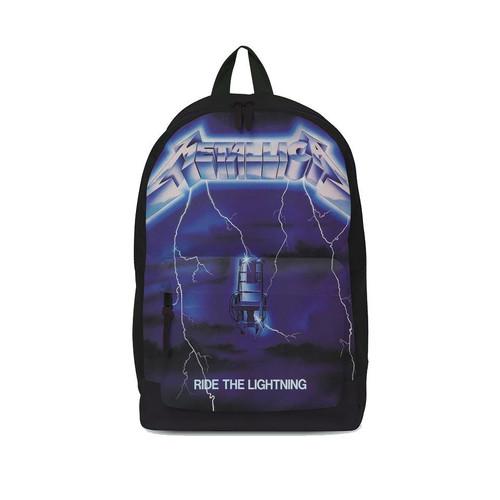 Rocksax Metallica Ride The Lightning Classic Backpack