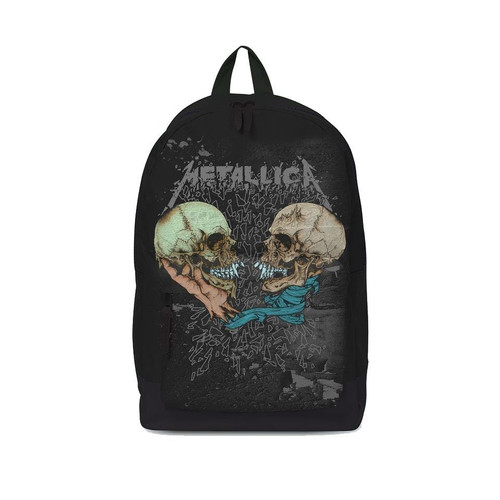 Rocksax Metallica Sad But True Classic Backpack