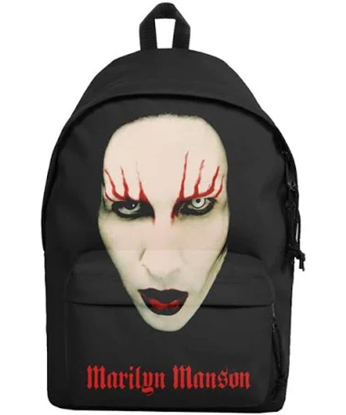 Rocksax Marylin Manson Red Lips Classic Backpack