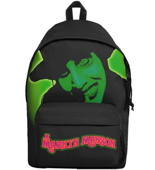 Rocksax Marylin Manson Smell Like Children Classic Backpack