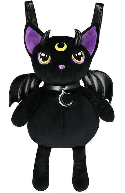 Restyle Violet Demonic Cat Mascot Backpack  RST-BPK-CAT