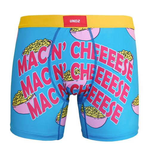 UNDZ Mac N Cheeeese Boxer  UNDZ-MnC