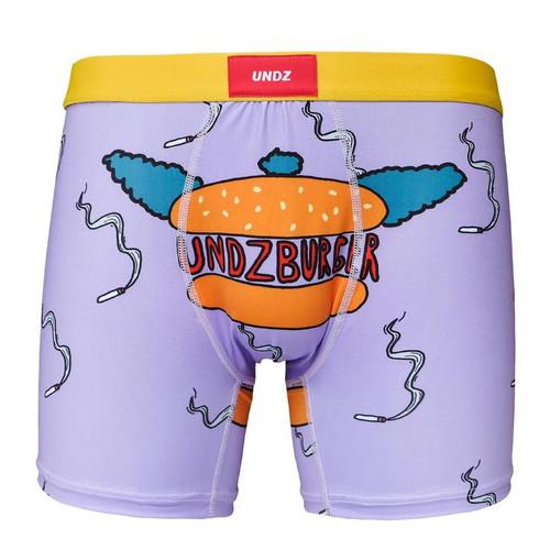 UNDZ Burger Boxer  UNDZ-BURGER
