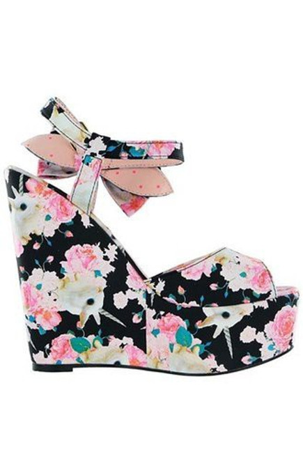 Iron Fist Buns N'Roses Wedge