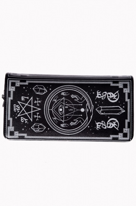 Banned Spellbinder Wallet  WT1486