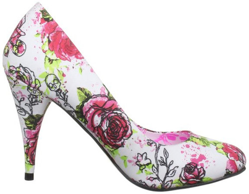 Creepy Roses Heel IFL-PLH-11096