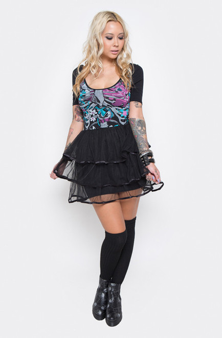 Iron Fist Heartbroken Dress  IFW-003688