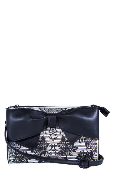 Iron Fist Midnight Widow Clutch Bag  IFW-05079