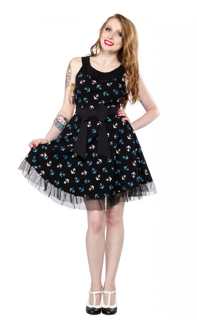 Dark Anchord Dance Dress  SP-DR-164