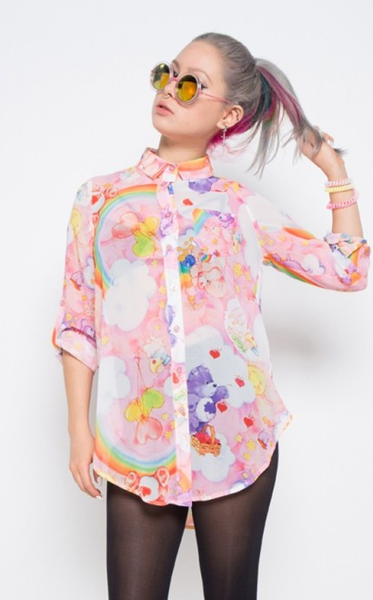 Iron Fist Clouds of Caring Blouse